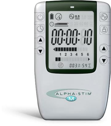 Alpha-Stim Device photo
