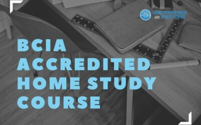 BCIA Accredited Home Study Course