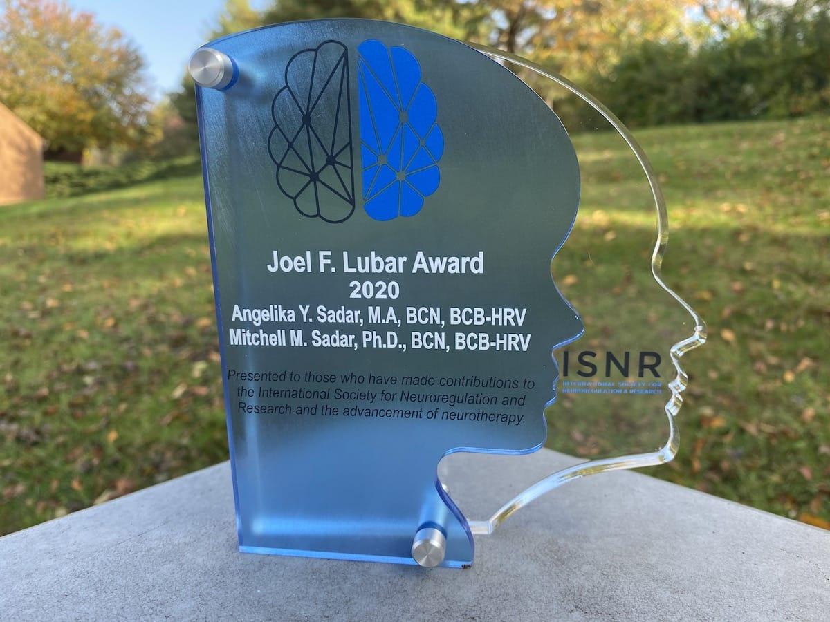 2020 Joel F. Lubar Award