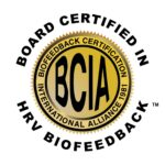 BCIA Board Certified HRV Biofeedback Gold